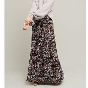 Anthropologie Signoret Maxi Skirt
